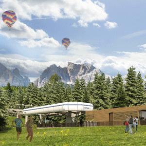 Cortina Cinque Torri Sommer