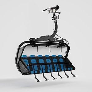 LEITNER Premium Sessel
