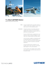 The short LEITNER station