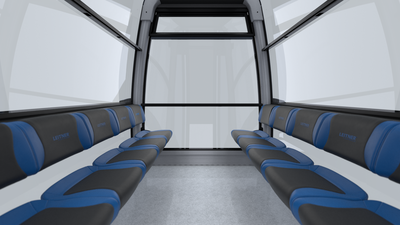 Wider seats