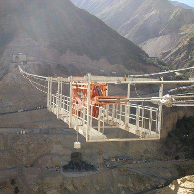 CableCrane – Cerro del Aguila