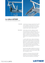 Le rulliere LEITNER