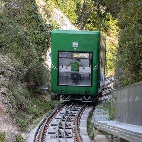 Funicular de Santa Cova / Montserrat (ES)