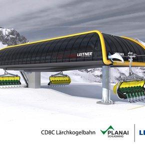 CD8C Lärchkogelbahn / Schladming (AT)