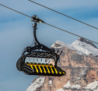 Innovations in Italy's ski resorts