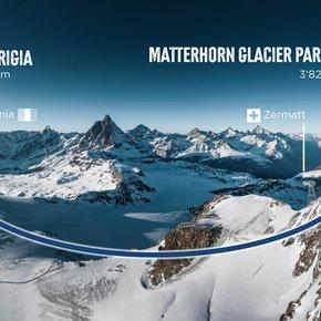3S Matterhorn glacier ride II / Zermatt (CH)