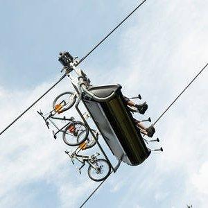 LEITNER Bikehalterung