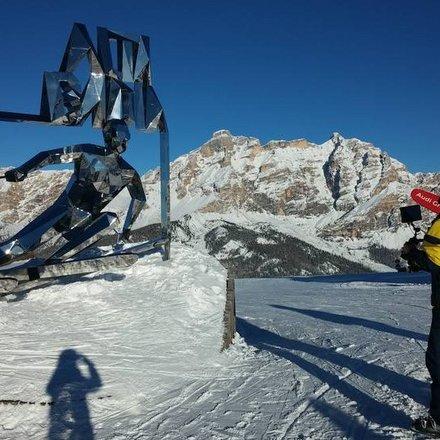 Andy Varallo Alta Badia Italie