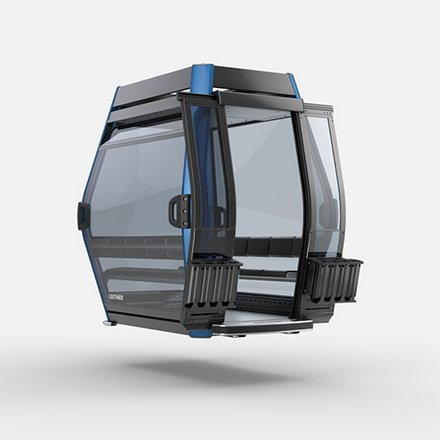 Cabine premium Diamond EVO