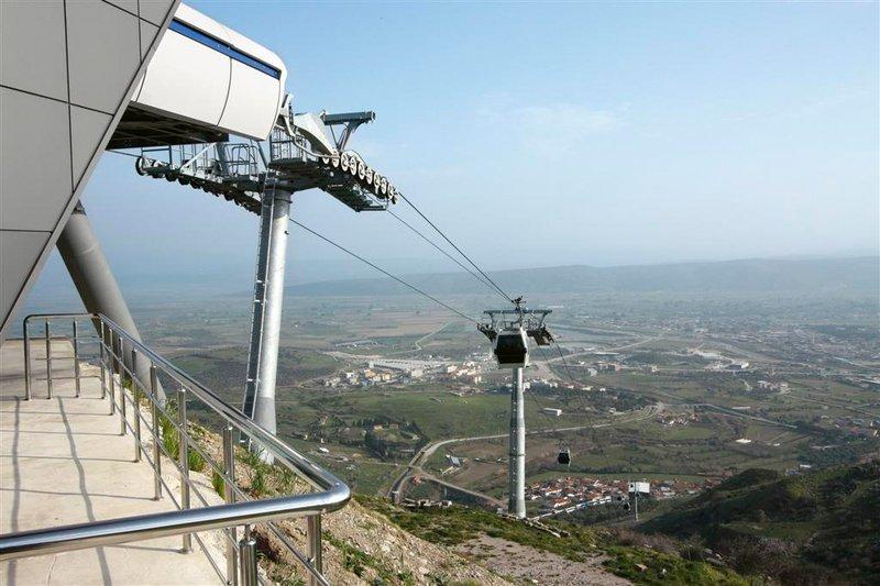 LEITNER ropeways en Bergama - Turquía