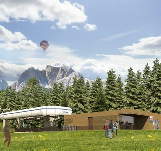 GD10 Son dei Prade – Bai de Dones / Cortina (IT)