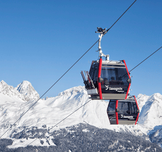 New gondola lift makes Swiss ski resort Savognin even more family-friendly