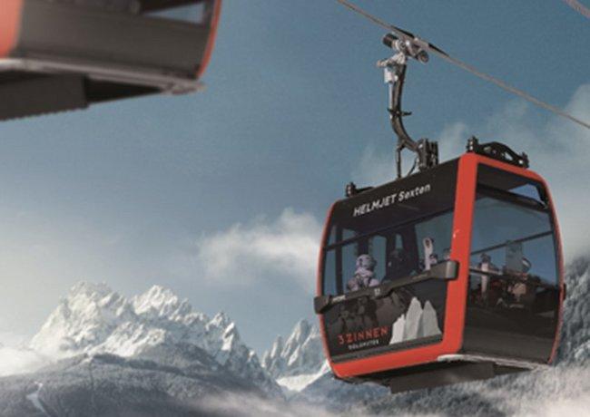 Erneuerungen in Italiens Skigebieten