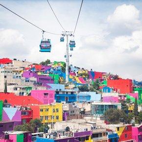 Cablebus 2 / Mexico City (MX)