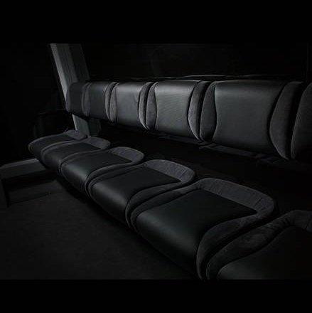 Sedili premium cabina 3S