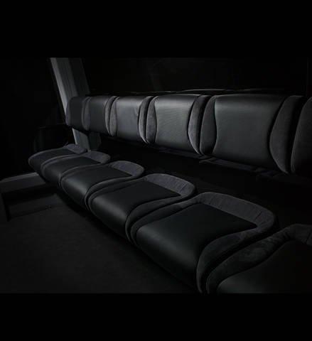 Premium Sessel 3S Kabine