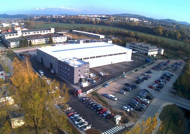 Un nuovo stabilimento LEITNER in Slovacchia