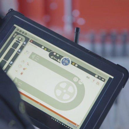 Teleassistenz und mobile Bediengeräte