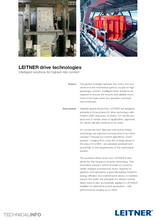 The LEITNER Drive technologies