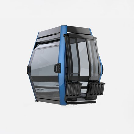 Premium cabin Diamond EVO