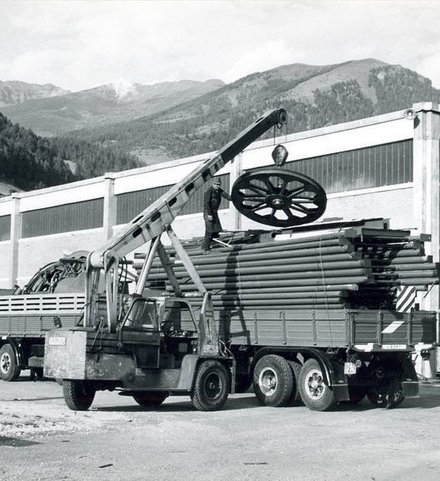 LEITNER production site 1980