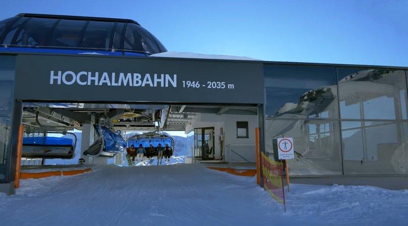 CD6C Hochalmbahn - Obertauern