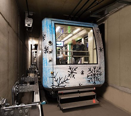 IF440 U-Bahn Serfaus