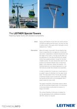 Las pilonas especiales LEITNER