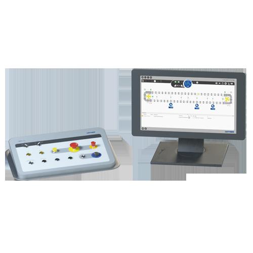 Sistema di controllo LEITNER