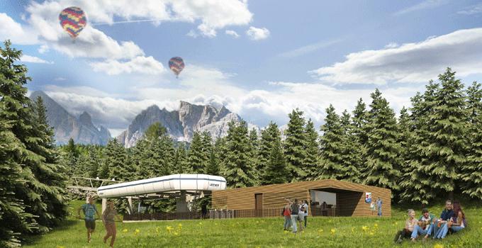 Cortina cinque torri summer