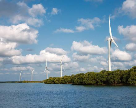 LeitWind wind turbines