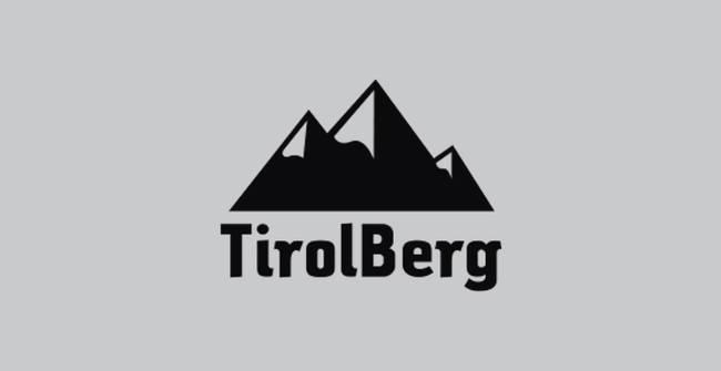 Logo TirolBerg Schwarz