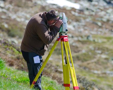 Topographic inspection