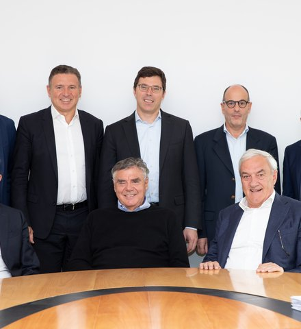 Supervisory board and managing board of LEITNER AG