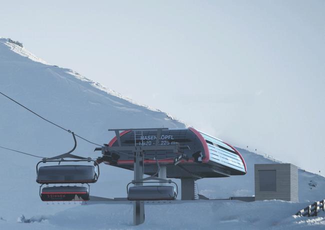 Dolomiti: sempre più comfort per gli amanti degli sport invernali