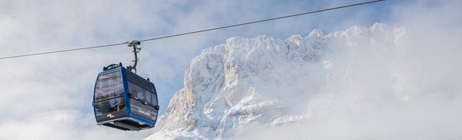 LEITNER ropeways technology and Pininfarina design for the new Piz Seteur gondola lift