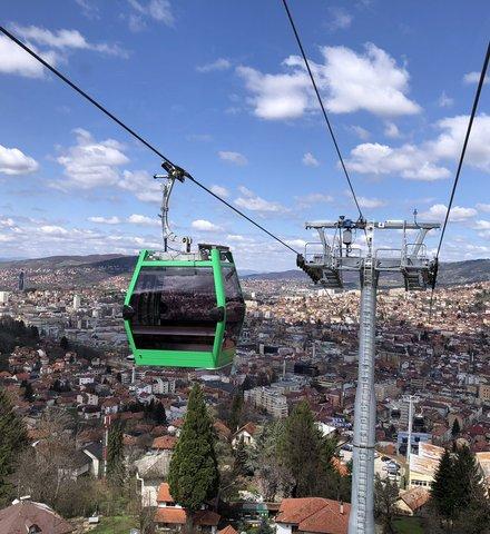 GD10 Trebevic / Sarajevo (BA)