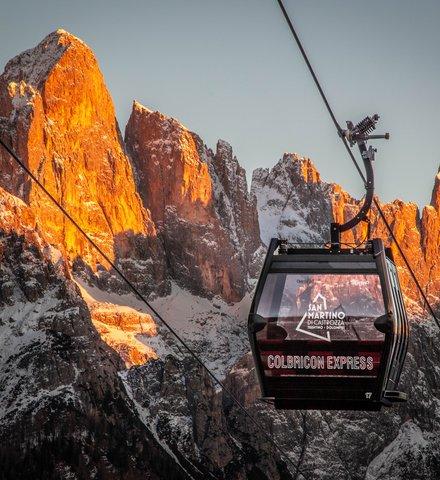 GD10 Colbricon Express / San Martino di Castrozza (IT)
