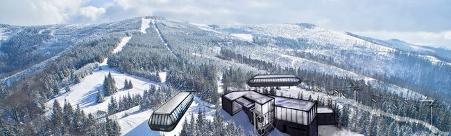 Poland's top ski resorts choose LEITNER ropeways