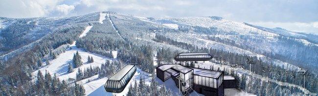 Polens Top-Skigebiete setzen auf LEITNER ropeways