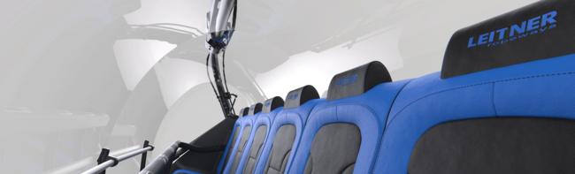 Premium EVO: Die Evolution des Sessels geht weiter