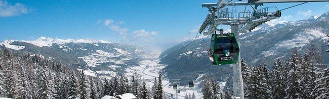 LEITNER ropeways boosts performance on Wildkogel and Hochficht