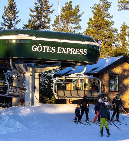 CD6 Götes Express / Borlänge (SE)