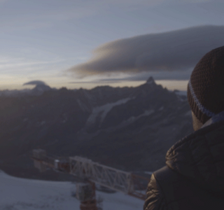 "LEITNER ropeways storytelling short-film series ""We move..."""