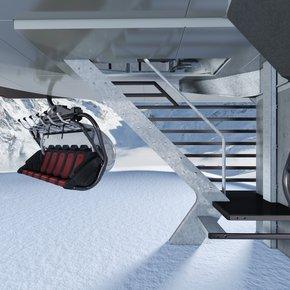 New LEITNER ropeways Station - Pininfarina Design