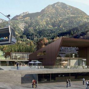 GD10 Jennerbahn I+II / Berchtesgaden (DE)