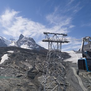 3S Matterhorn glacier ride / Zermatt (CH)