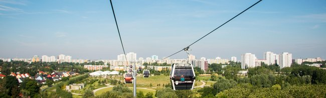 One million rides with the ropeway at IGA Berlin 2017