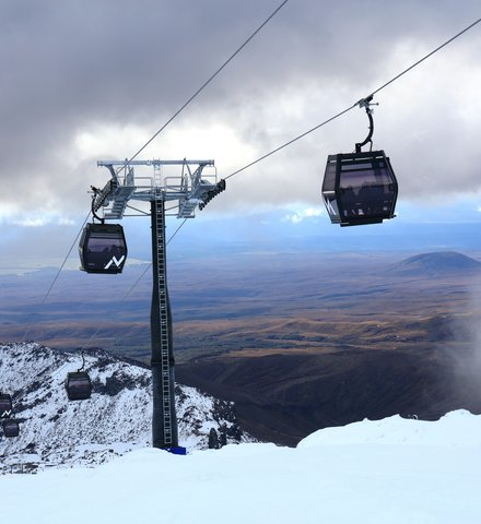 GD10 Sky Waka / Mt Ruapehu (NZ)