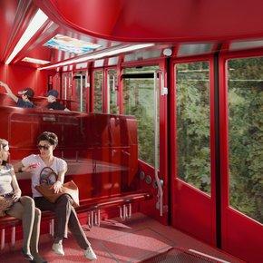 Funicular del Tibidabo / Barcelona (ES)